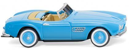 BMW 507 Cabrio - hellblau