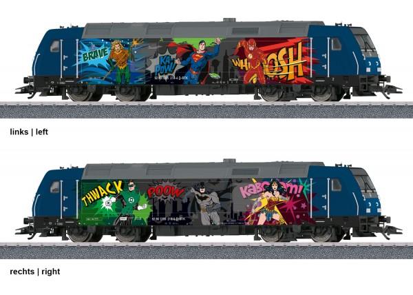 Diesellok BR 285 Superhelden