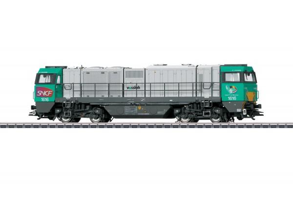 Schwere Diesellok G 2000 SNCF