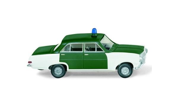Polizei-Opel RekordA