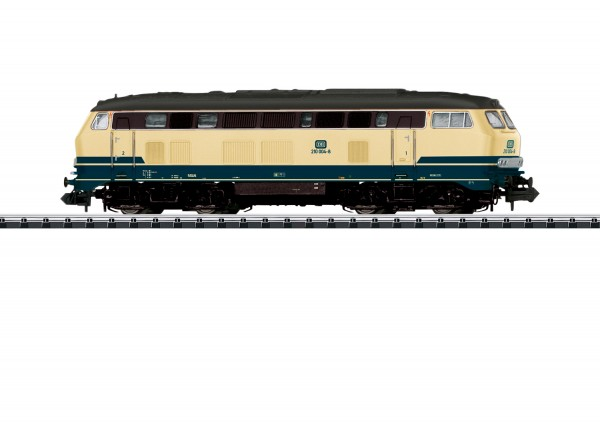 Diesellok BR 210 DB