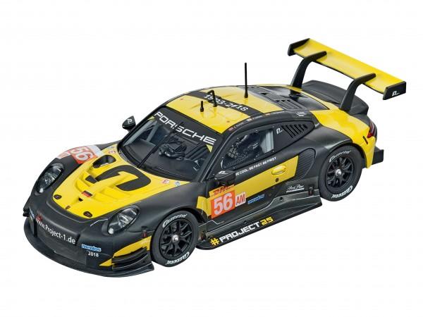 "Porsche 911 RSR ""Project 1, #"