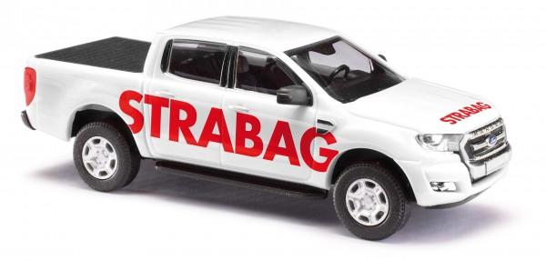 Ford Ranger, STRABAG