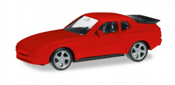 Miki Porsche 944, rot
