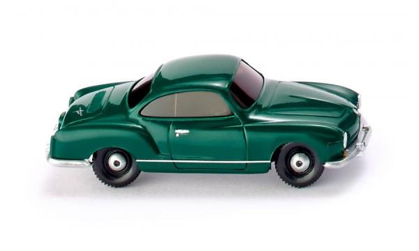 VW Karmann Ghia Coupé - grün