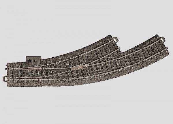 Bogenweiche links r360 mm,30