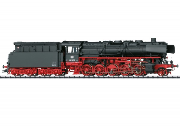 Güterzug-Dampflok BR 043 Öl