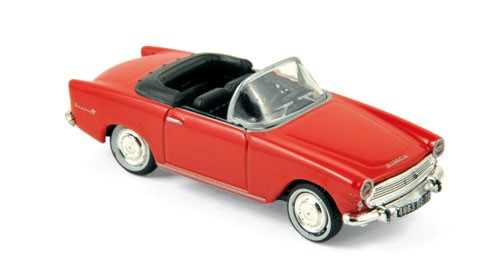 Simca Aronde Océane 1961 1:87