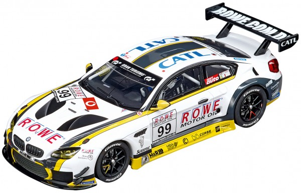 """BMW M6 GT3 """"ROWE RACING, No.9"""