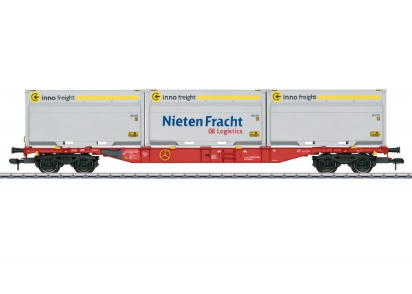 Container-Tragwagen Sgns 691