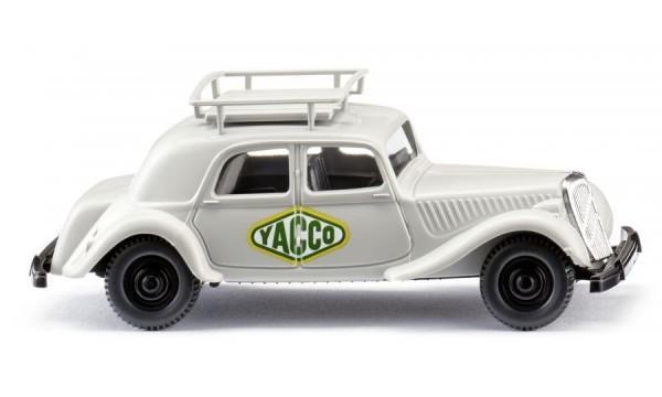 """Citroën 15 SIX """"Yacco"""""""