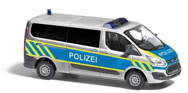 Transit Bus, Polizei