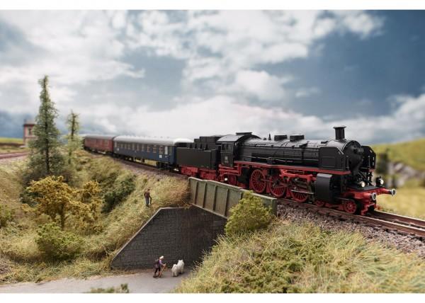 Schnellzugdampflok BR 18.6 DB