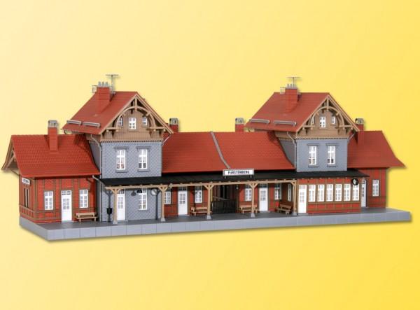H0 Bahnhof Fuerstenberg