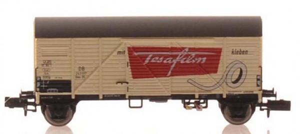 Gedeckter Güterwagen Tesafilm