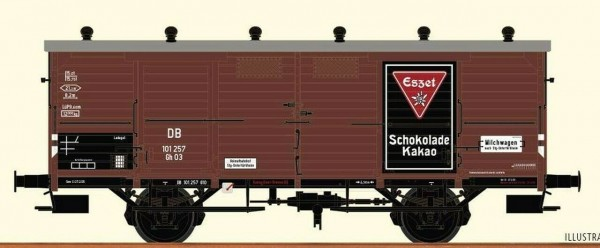 Gedeckter Güterwagen