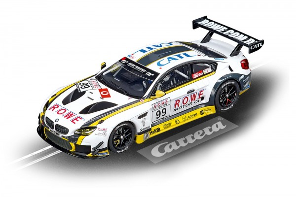"BMW M6 GT3 ""ROWE RACING, No.9"
