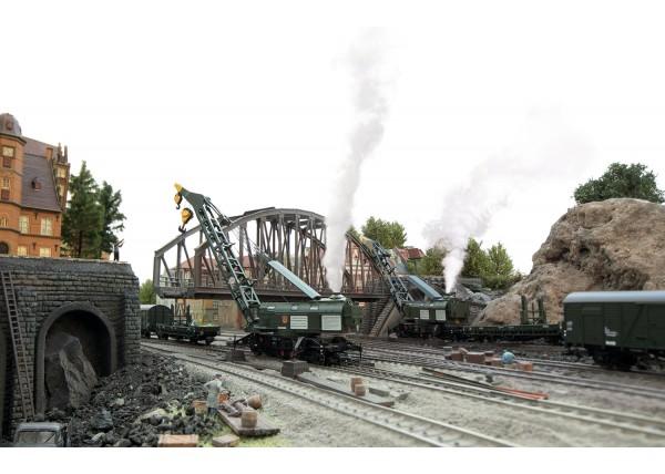 Dampfkran Ardelt 57t DB