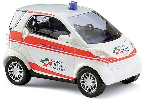 Smart Coupe »Croce Medica It.