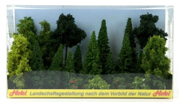 Waldszene H0 - W13 Exclusiv-