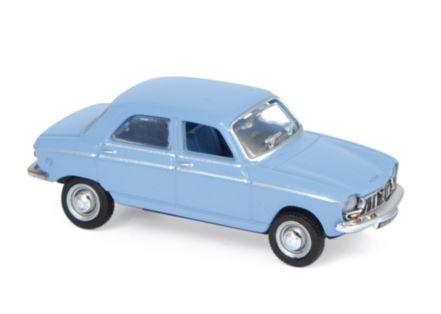 Peugeot 204 1966 - Pervenche