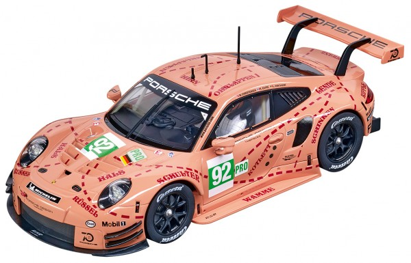 Porsche 911 RSR #92 äPink Pig
