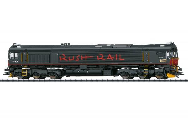 Diesellok Class 66 RushRail