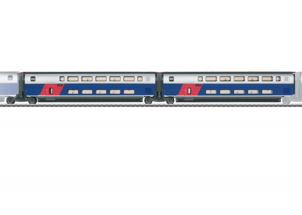 Erg.wg.-Set 1 TGV Duplex