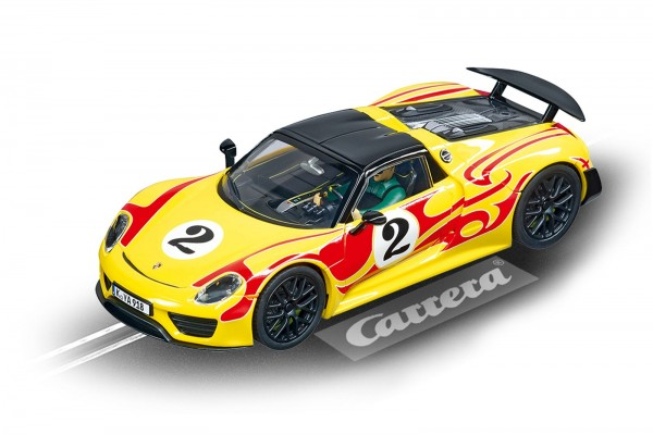 "Porsche 918 Spyder äNo.2"""