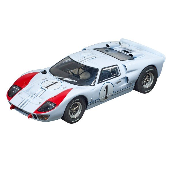 Ford GT 40 MKII No.1, 19