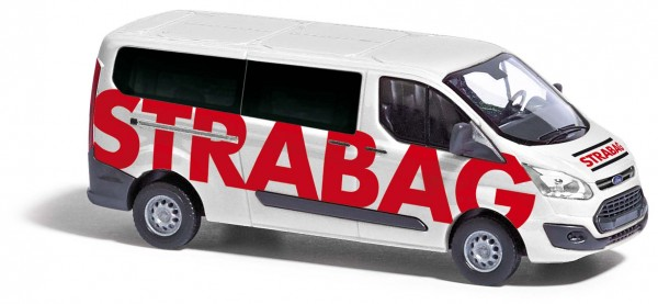 Transit Bus, STRABAG