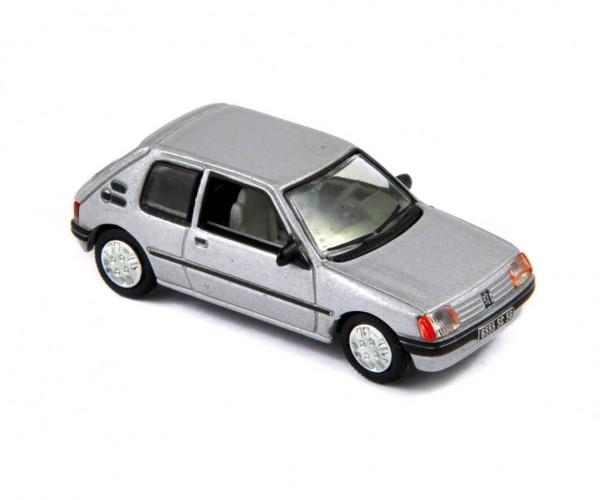 Peugeot 205 XL 1985 - Silver