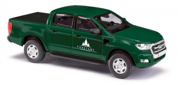 Ford Ranger, Forstverwaltung