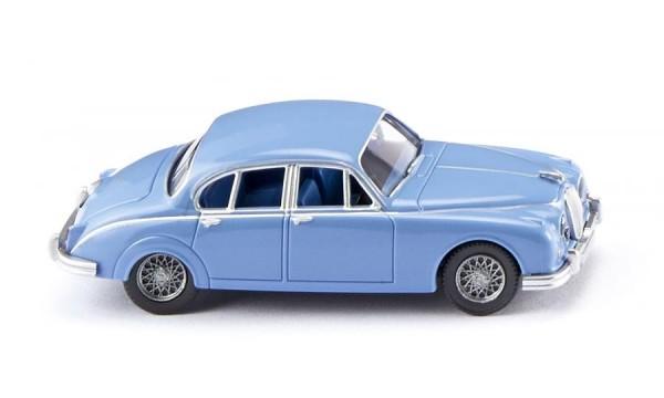 Jaguar MK II - blau