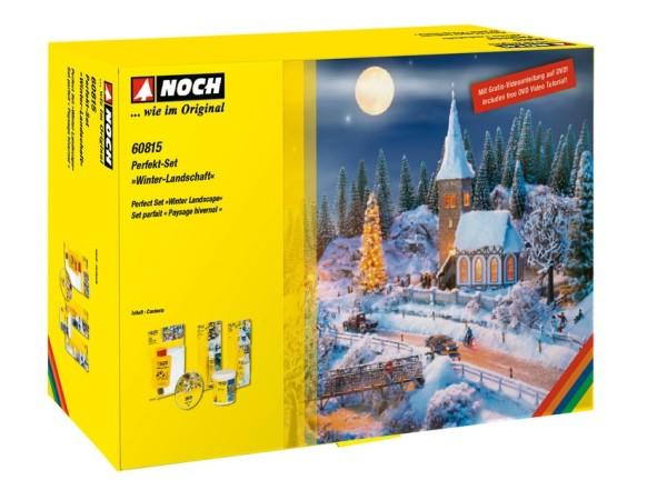 """Perfekt-Set """"Winter-Landschaf"""