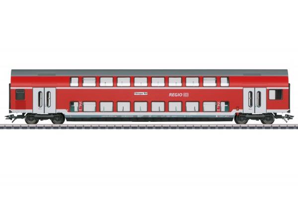 Doppelstockwagen 2.Kl.DB