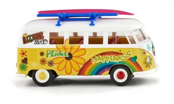 """VW T1 Bus """"Flower Power"""""""