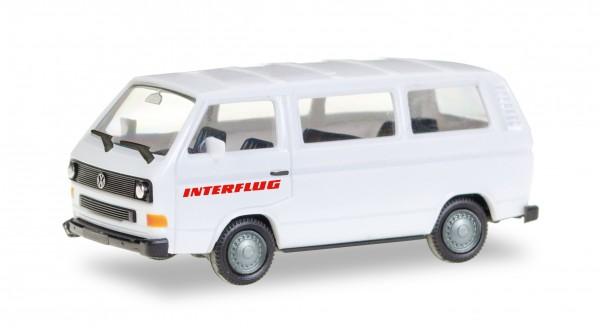 VW T3 Bus, Interflug