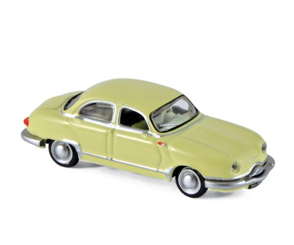 Panhard Dyna Z12 1957 - Jonqu