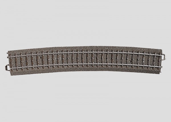 Gleis geb.r1114,6 mm,12,1 Gr.
