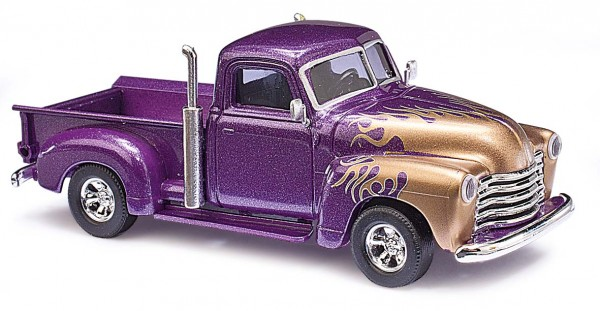 Chevy Pick-up »Flamme« Lila