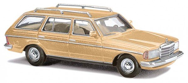 MB W123 T champagner