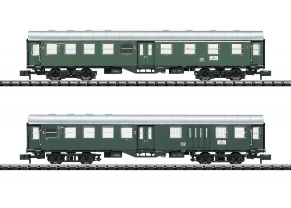 Umbauwagen-Set, DB, Ep.III