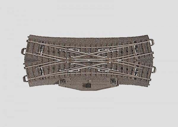 Doppelkreuzungsweiche 188,3 m