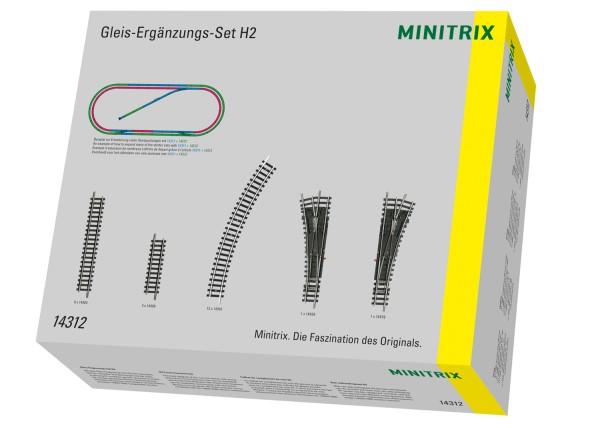Gleis-Ergänzungspackung H2