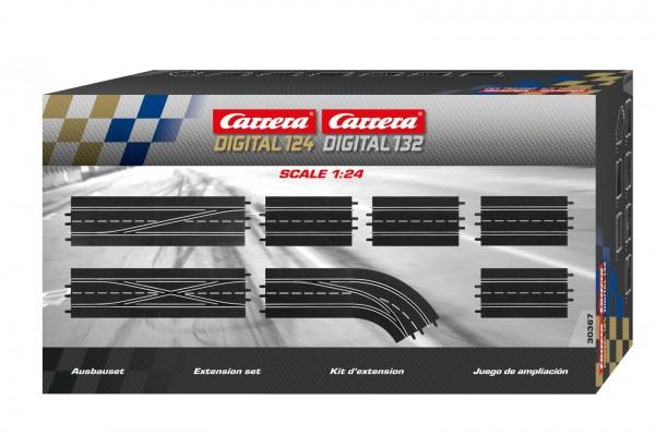 Digitales Schienenausbauset