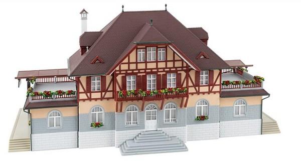 Bahnhof Burgschwabach